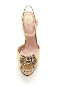 Lolita Embellished High Heel