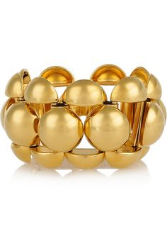 Marni Gold-tone bracelet