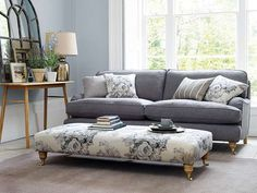 Upholstered furniture inspiration | Period Living