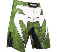 Venum Amazonia 4.0 Green Fight Shorts