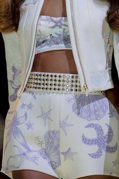 Versace at Milan Spring 2012 (Details)