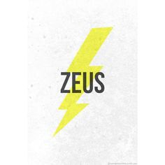 Minimalistic Posters Featuring The Symbols Of Legendary Greek Gods And... ❤ liked on Polyvore featuring words, percy jackson and pictures