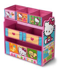 Look what I found on #zulily! Hello Kitty Organizer by Hello Kitty #zulilyfinds