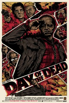 Awesome Day of the Dead Poster Is Extremely Limited