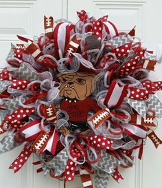 Mississippi State Football by StudioWhimsybyBabs on Etsy