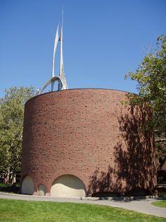 MIT Chapel / Eero Saarinen