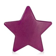 Frosted Plum Star Soap
