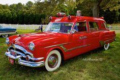 1953 Henney-Packard Ambulance