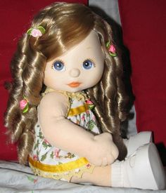 Such a cute My Child doll