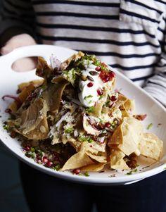 Super Nachos from Los Angeles' Bar Ama | Williams-Sonoma Taste