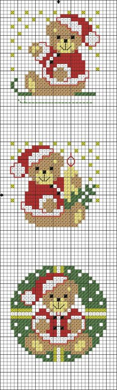 Brilliant Cross Stitch Embroidery Tips Ideas. Mesmerizing Cross Stitch Embroidery Tips Ideas. Xmas Cross Stitch, Cross Stitch Bookmarks, Cross Stitch Cards, Cross Stitching, Cross Stitch Embroidery, Pixel Art Noel, Cross Stitch Designs, Cross Stitch Patterns, Christmas Embroidery