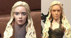 Danaerys Targaryean Pre and Post 1