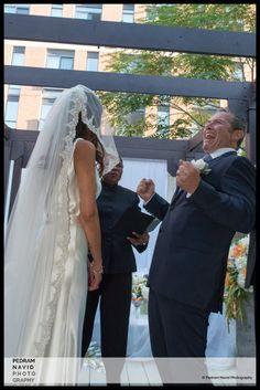 Wedding Ceremony   Berkeley Field House Toronto Wedding