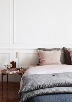 appartamento romantico a Parigi | la camera da letto
