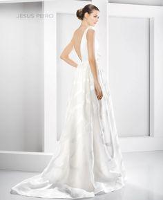 Vestido novia Jesús Peiró Ref.6025