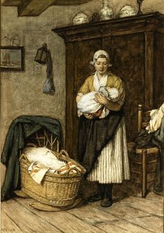 (Part I) Mother's Joy Mother's Happiness My Best Friends Resting By The Fire A Joyful Ride – A Stroll In The Pushcart Household Duties Mother And Child In The Dunes Awaiting Fathe…