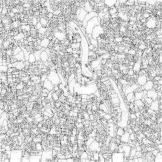 Rocinha Favela Rio De Janeiro Fantastic Cities
