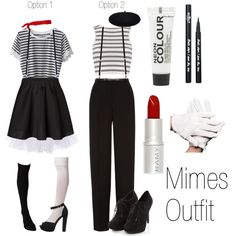 #DIYHalloween #Halloween #DIY #mime