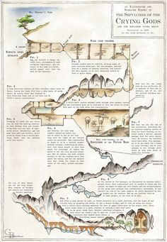 Sepulchre of the Crying Gods map by LingonB on DeviantArt: