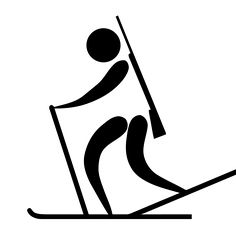 Winter Olympic Theme P. Olympic Idea, Olympic Sports, Pe Lessons, Sports Clips, 2018 Winter Olympics, Gym Classes, Winter Games, Cross Country Skiing, Family Game Night
