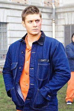 Dean Winchester, 2x19 Folsom Prison Blues