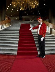 Red Carpet #evian