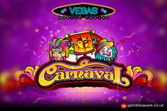 The biggest Carnaval's Festival is here! Sign up at Vegas Mobile Casino, avail £1000 welcome #bonus and #play Carnaval slots on desktops and on #mobile devices