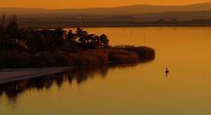 Gölbaşı'nda gün batımı-Ankara Fotoğraf: Haluk Altekin
