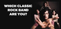 Quiz: Which Classic Rock Band Are You