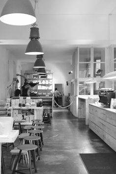 The Barn Berlin – Coffee Roastery and Coffee Shop