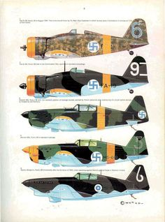S02 Finnish Air Force 1918-1968 Page 32-960