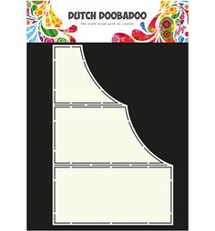 Dutch DooBaDoo » Dutch Card ArtZ-Fold A4