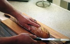 He's an average Joe who likes to bake. But Joe Lovallo's bread is anything but average.