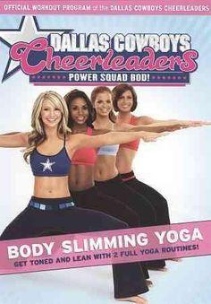 Paramount Studios Dallas Cowboys Cheerleaders Power Squad Bod!: Body Slimming…