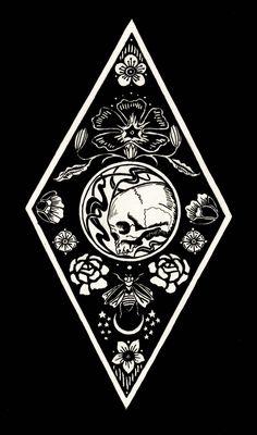 Natvres Mortes Illustration no skull, add on to the palm tat on my stomach? Eye Illustration, Ink Illustrations, Tattoo Drawings, Art Drawings, Occult Art, Goth Art, Skull Art, Dark Art, Art Inspo