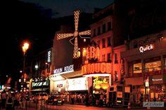 Moulin Rouge - Paris, FR