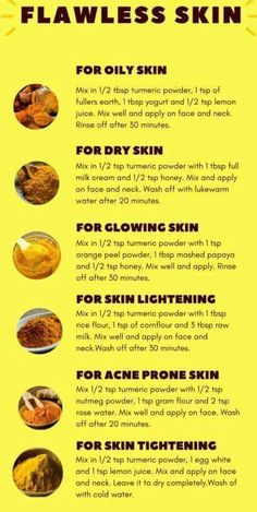 The best DIY projects & DIY ideas and tutorials: sewing, paper craft, DIY. Natural & DIY Skin Care : 6 Turmeric Face Masks for Glowing and Flawless Skin -Read Diy Beauty Hacks, Beauty Hacks For Teens, Beauty Hacks Skincare, Beauty Ideas, Beauty Tips For Skin, Beauty Guide, Natural Beauty Hacks, Beauty Secrets, Skincare Logo