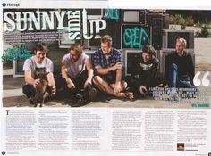 Blunt Magazine- September