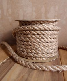 6mm Natural Jute Twine 10 Yards Jute Twine, Burlap Fabric, Floral Supplies, Favor Bags, Gift Packaging, Craft Projects, Biodegradable Products, Diy Crafts, Cord