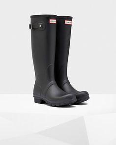 Women's Original Tall Wellington Boots | Official Hunter Boots Site