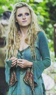 Helga or heilagr is the devoted lover-turned-wife of Floki. After several years together, Floki...