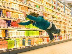 Hyper - Denis Darzacq: An alternative to mindless consumerism.