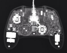 Spectacular X-Ray Photography of Game Consoles & Apple Products