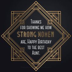 Happy Birthday Images - Find the perfect image to say happy birthday Happy Birthday Aunt, Happy Birthday Quotes, Happy Birthday Images, Birthday Woman, Birthday Wishes, Birthday Clips, Best Aunt, Perfect Image, Strong Women