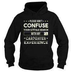Carpenter experience, Order HERE ==> https://sunfrog.com/Carpenter-experience-Hoodie-Black.html?8273 #fantasticfarmanimal #farmlovers