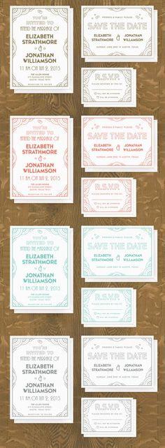 69 best wedding invitation ideas images on pinterest invitations futuredeco weddingsuite slide2 o fandeluxe Image collections