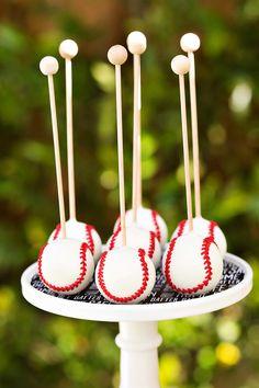 Bright, Bold & Modern Baseball Birthday Party
