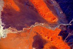 Galleria Il deserto del Sahara nelle foto dell'astronauta Scott Kelly pubblicata 19 Ottobre 2015 21:00