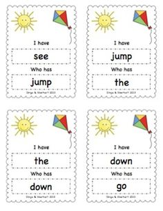 $3.50 -- Dolch Sight Word Activity Packet! #dolch
