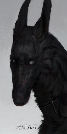 BlackHead by REYKAT